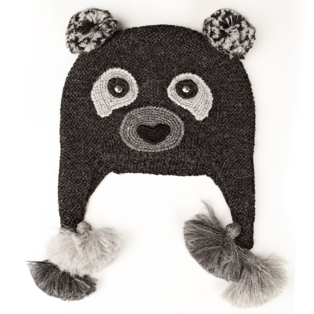 Earflat Hat Bear